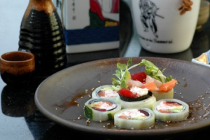 Cucumber Special Roll - delivery menu