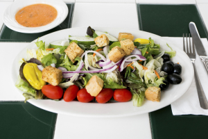 Fresh Garden Salad - delivery menu