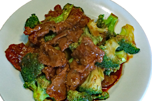 71. Beef with Broccoli - delivery menu