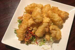 Salt and Pepper Calamari - delivery menu