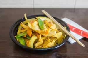 85. Curry Chicken - delivery menu