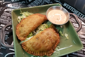 Vegetable Empanadas - delivery menu