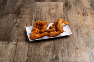 Whole Wings Only - delivery menu