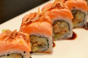 Samurai Maki Roll - delivery menu
