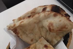 Plain Naan - delivery menu