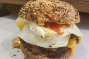 Egg Sando - delivery menu