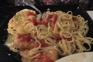 Pollo alla Regina - delivery menu