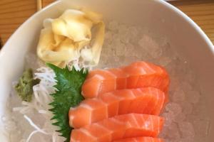 Salmon - delivery menu
