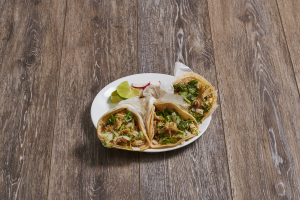 3 Pollo Tacos - delivery menu