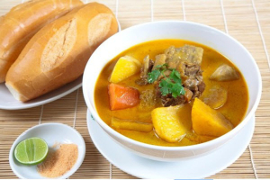 A19. Banh Mi Ca Ri Ga - delivery menu