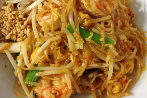 L1. Pad Thai Noodle Lunch - delivery menu
