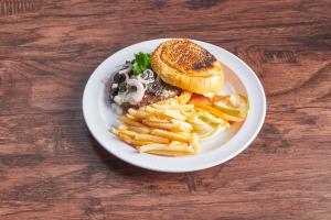 Greek Burger Special - delivery menu