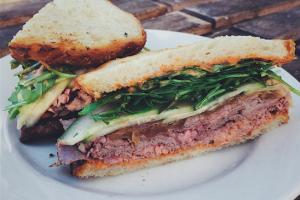 Homemade Roast Beef Sandwich - delivery menu