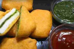 5. Paneer Pakora - delivery menu
