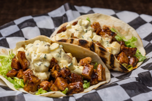 Soft Shell Tacos - delivery menu