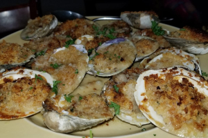 Baked Clams - delivery menu