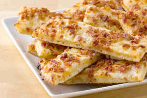Bacon Cheese Sticks - delivery menu