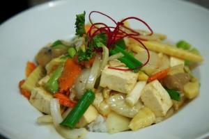 136. Kao Rad Na Pak - delivery menu
