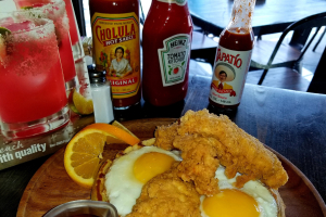 Cali Fried Chicken and Waffle - delivery menu