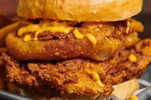 Sriracha Bird Sandwich - delivery menu