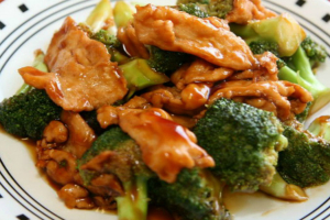 92. Chicken with Broccoli - delivery menu