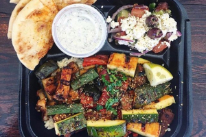 Keto Platter - delivery menu