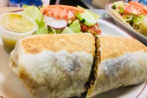 Lunch Burrito - delivery menu