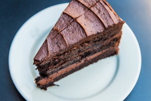 Chocolate Fudge Cake - delivery menu