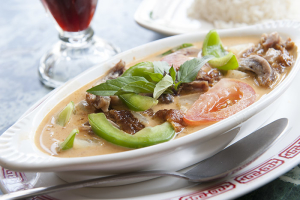 85. Duck Curry - delivery menu