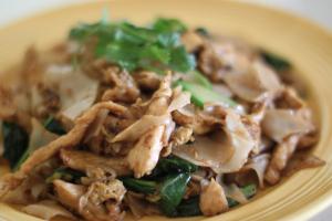 Pad See Ew Noodles - delivery menu