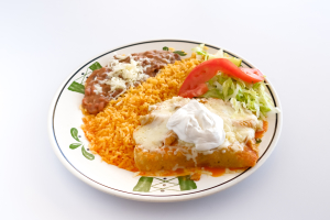 Enchiladas Suizas Platillo - delivery menu