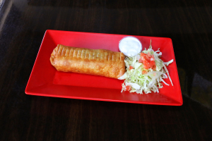 Chimichanga - delivery menu