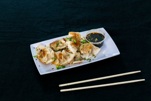 3. Dumplings - delivery menu