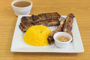 Pork Ribs - delivery menu