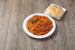 Pasta with Bolognese Sauce - delivery menu