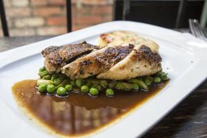 Half Roasted Chicken - delivery menu