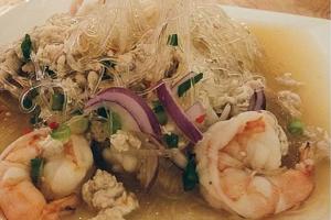 Yum Woon Sen - delivery menu