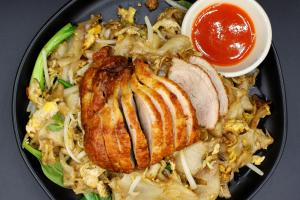 SN10. Duck Kua Noodles - delivery menu