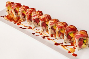 Red Hot Chili Pepper Roll - delivery menu
