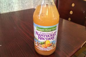 Nantucket - Pineapple, Orange and Banana - delivery menu