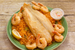 D1. Big Easy Fried Fish and Shrimp Combo Dinner - delivery menu