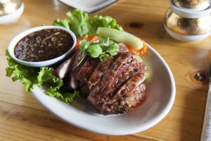 80. Grilled Pork - delivery menu