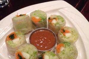 Vegetable Rolls - delivery menu