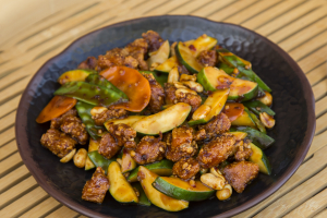 5. Spicy Kung Pao Chicken - delivery menu