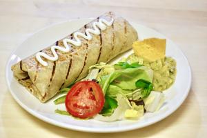 Zucchini Burrito  - delivery menu