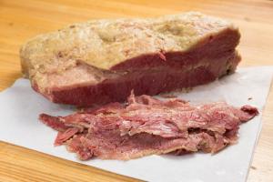 1/4 lb. Corned Beef - delivery menu