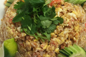 37. Crab Fried Rice - delivery menu