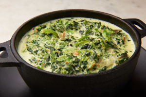 Creamed Spinach - delivery menu