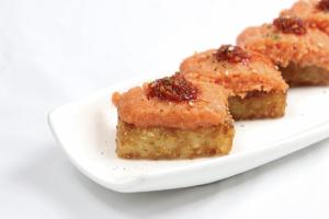 Crispy Rice with Tuna - delivery menu