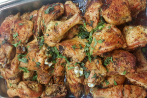 Spicy Baked Chicken  - delivery menu